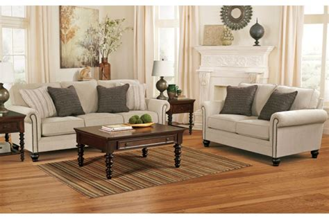 Milari Linen Sofa Sleeper by Milari Linen 2 Pc Living Room Set W Sleeper Home