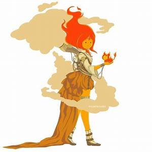 Flame Princess(steampunk armor) - Adventure Time With Finn ...