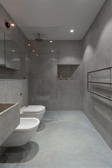 Der Neue Trend Für Das Badezimmer Betonoptik Badezimmer