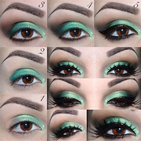 glitter eye makeup tutorials  goddess