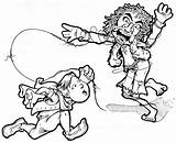 Tailor Brave Little Web Illustration Schemes Process Ink Popular Coloring sketch template