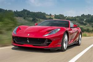 New Ferrari 812 Superfast Review Auto Express
