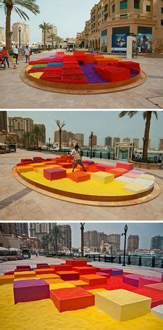 placemaking street furniture temporary public
