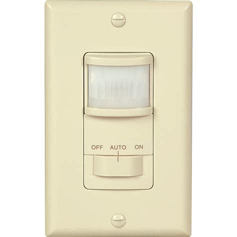 motion sensor light switch electronic software motion sensor switch