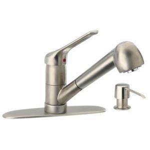 glacier bay kitchen faucet problems glacier bay single handle pullout kitchen faucet ebay