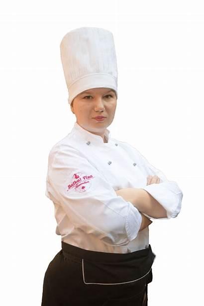Chef Transparent Female Purepng Cook Chefs Professional