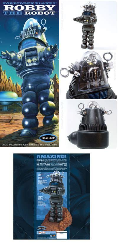 Pol810 Polar Lights Forbidden Planet Robby The Robot