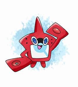 pokemon rotom images