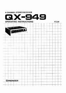 Pioneer Qx949