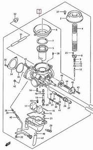 2006 Suzuki Boulevard M50 Wiring Diagram