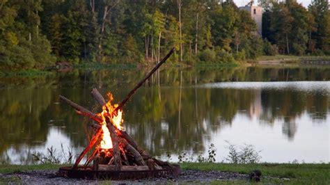 campfire camp dan beard council scenic scouts boy bsa america friedlander danbeard