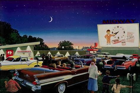 Drive-In Theaters Might See Healthy Boost During ...