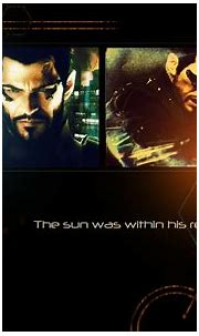Deus Ex: Human Revolution HD Wallpaper   Background Image ...