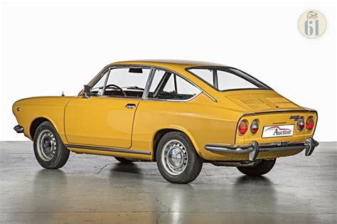 lot  fiat  sport coupe  oldtimer auction