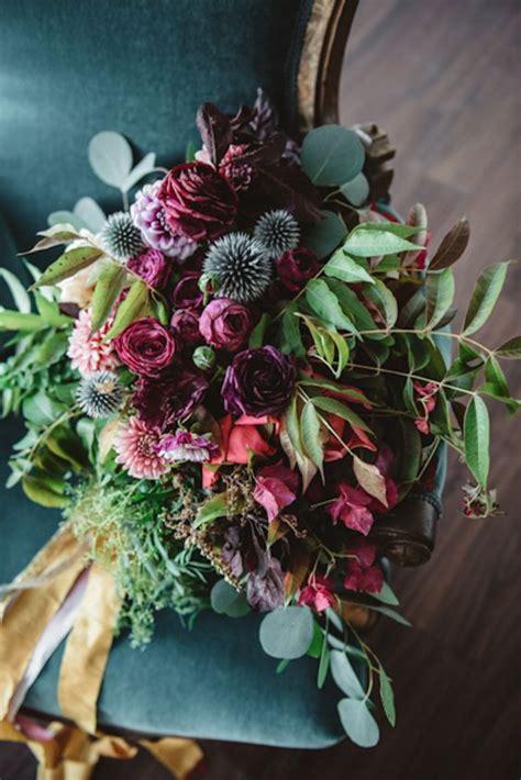 gorgeous moody fall wedding ideas weddingomania