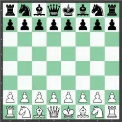 Chess Board Set Up
