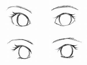 The gallery for --> Anime Cat Eyes Drawing
