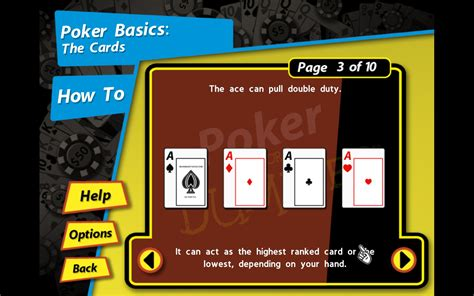 Poker For Dummies Pc Review