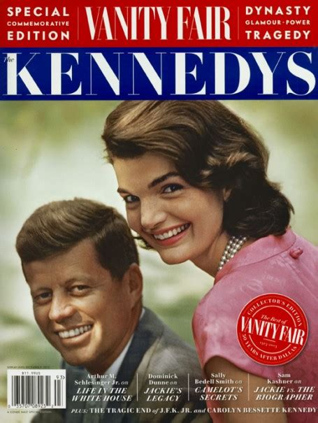 Vanity Fair Us Edition by Vanity Fair Commemorative Kennedys Edition Shaw
