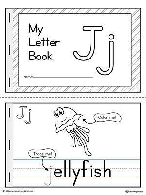 letter  mini book printable letter  letter  crafts
