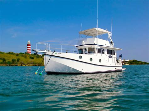 Best Affordable Bay Boat by Five Affordable Trawlers 40 Boats