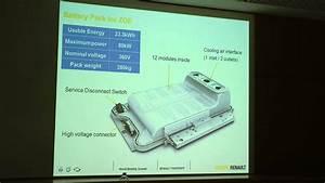 Renault Zoe Batterie : vortrag von masato origuchi renault auf der ecartec 2015 ~ Kayakingforconservation.com Haus und Dekorationen