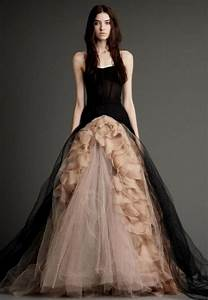 vera wang black wedding dress 2016 2017 b2b fashion With vera wang black wedding dress