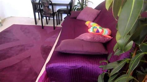 chambre pourpre idées pour décorer une chambre avec la couleur pourpre