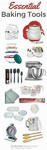 Essential Baking Tools and Equipment.... : 5 Minutes for ...