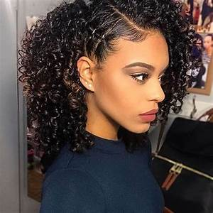 Curly haircuts, black natural curly hairstyles