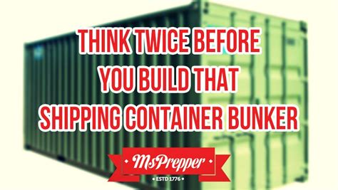 Shipping Container Bunker Floor Plans by Shipping Container Bunker Plans Pictures To Pin On