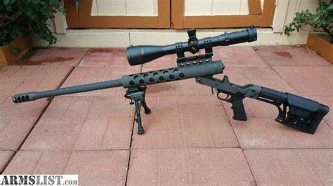 Scope For 50 Bmg by Armslist For Sale Serbu Rn 50 50 Bmg With Millett 6