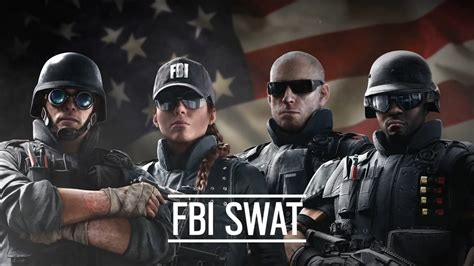 siege microsoft usa meet the fbi in the tom clancy s rainbow six siege