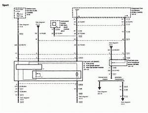 1999 Ford Ranger Fuel Pump Wiring Diagram