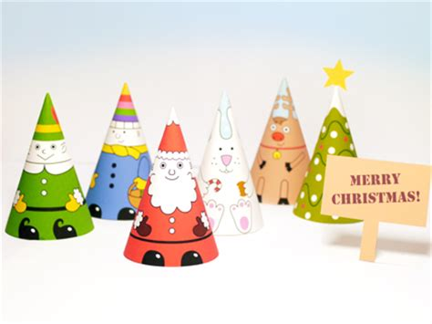 printable christmas cutouts and decorations santa co paper dolls mr printables
