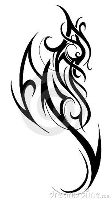 Tribal Art Tattoo Royalty Free Stock Photo - Image: 9634985