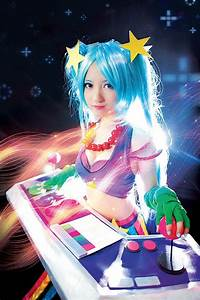 league of legends - Sona Arcade Cosplay by Twoyun by ...
