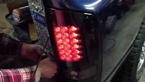 Remove Tail Lights On 2014 Dodge Ram