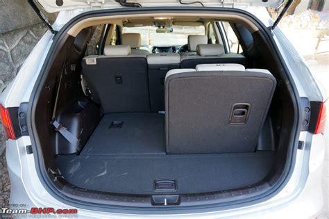 Hyundai Santa Fe 3rd Row by Does The Hyundai Tucson A Third Row Seat