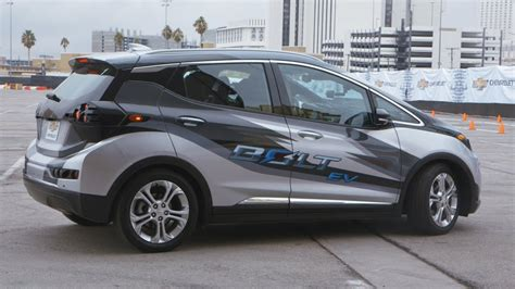 2018 Chevy Bolt Ev Review And Release Date  2016 2017