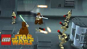 Lego Star Wars The Video Game Negotiations Part 1