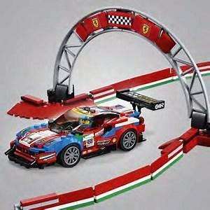 Jeu De Ferrari : lego speed champions le stand ferrari 75889 jeu de construction jeux et jouets ~ Maxctalentgroup.com Avis de Voitures
