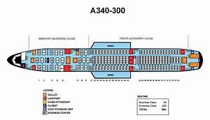 Philippine Airlines Aircraft Seatmaps Airline Seating