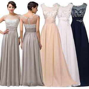 dress wedding long bridesmaid prom party evening gown With evening dresses for wedding