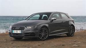 Audi S3 La Centrale : essai vid o audi s3 tradition et modernit ~ Gottalentnigeria.com Avis de Voitures