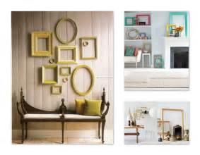 home interior picture frames trending design empty vintage picture frame decor handmadeology