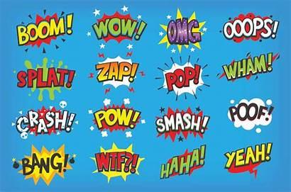 Onomatopoeia Examples Words Word Writing Common Every