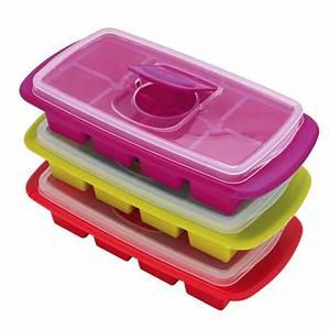 Ventilateur Avec Bac A Glacon : bac gla ons xl avec couvercle la casserolerie ~ Dailycaller-alerts.com Idées de Décoration