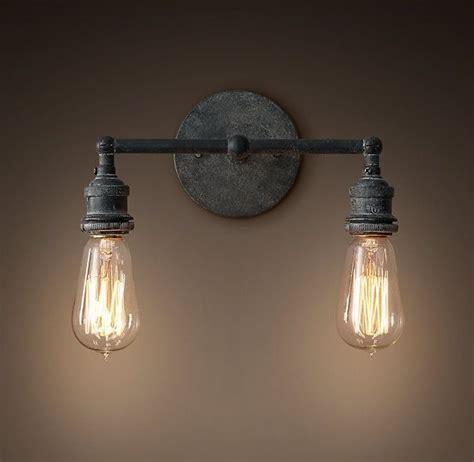 Bathroom Light Bulb by 25 Ideas Of Bare Bulb Light Fixtures Pendant Lights Ideas