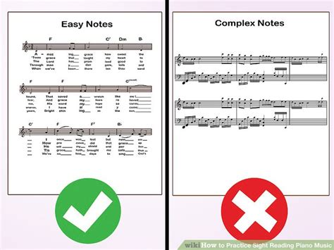 This article gives some tips on how you can learn to read music notes. 3 Ways to Practice Sight Reading Piano Music - wikiHow